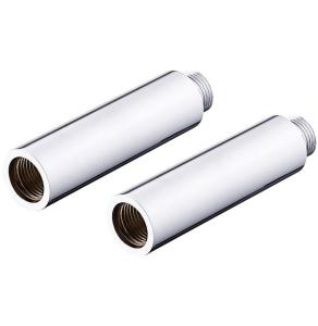 """Armitage Shanks Bib Tap Extension 1/2"""" x 75mm (Pair) - B1682AA B1682AA"""
