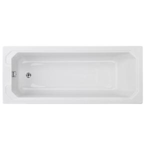 Bayswater Bathurst Single Ended Rectangular Bath 1700mm x 750mm BAY1054