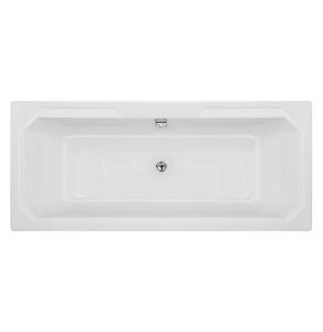 Bayswater Bathurst Double Ended Rectangular Bath 1800mm x 800mm BAY1055