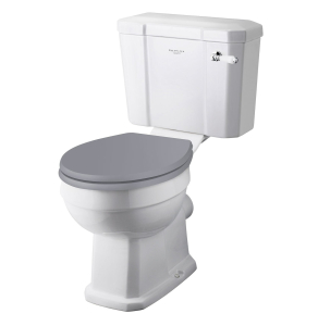 Bayswater Fitzroy Close Coupled Toilet with Lever Cistern (excluding Seat) BAY1022