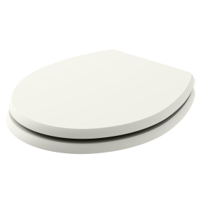 Bayswater Fitzroy Soft Close Toilet Seat Pointing White BAY1231