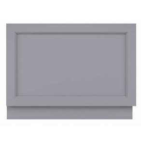 Bayswater Plummett Grey MDF Bath End Panel 800mm Wide BAY1166
