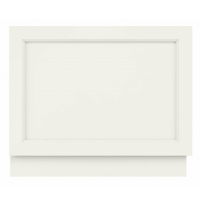 Bayswater Pointing White MDF Bath End Panel 700mm Wide BAY1163