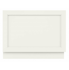 Bayswater Pointing White MDF Bath End Panel 750mm Wide BAY1162