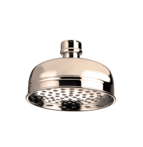 Bristan Traditional Stainless Steel Fixed Shower Head 145mm - Gold FH TDRD01 G