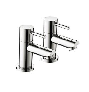 Bristan Blitz Bath Taps Chrome BTZ 3/4 C