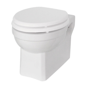 Burlington Standard Wall Hung Toilet 500mm Projection - Excluding Seat BU10004