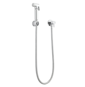 Nuie Shower Accessories Chrome Contemporary Douche Spray Kit - BW001 BW001
