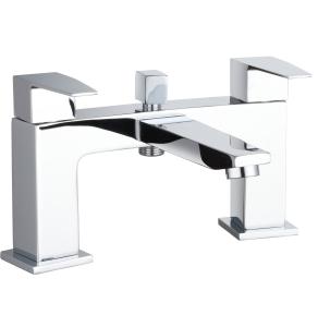 Nuie Camber Chrome Contemporary Bath Shower Mixer - CAM304 CAM304