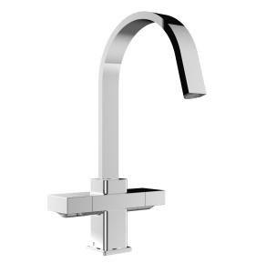 Bristan Chocolate Easyfit Sink Mixer Chrome - CHO EFSNK C CHO EFSNK C