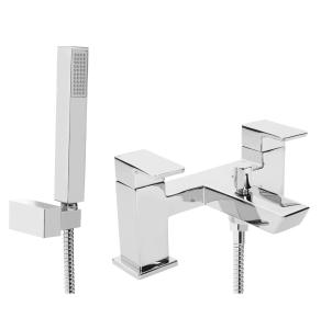 Bristan Cobalt Bath Shower Mixer Chrome - COB BSM C COB BSM C