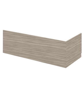 Nuie Athena Driftwood Contemporary 1700mm Bath Front Panel - MPC105 MPC105