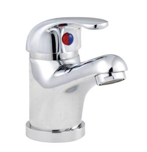 Nuie Eon Chrome Contemporary Mono Basin Mixer - DTY345 DTY345