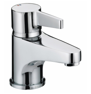 Bristan Design Utility Lever Basin Mixer Chrome - DUL BAS C DUL BAS C