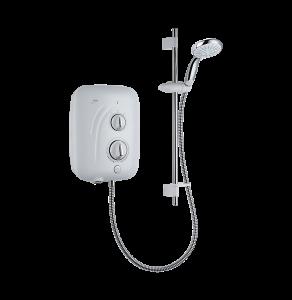 Mira Elite SE 9.8kW Pumped Electric Shower (Replaces QT Models) - 1.1941.001 1.1941.001