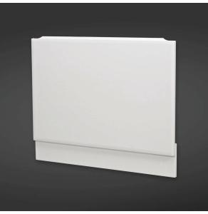 RAK Gloss White 800mm End Bath Panel EP800