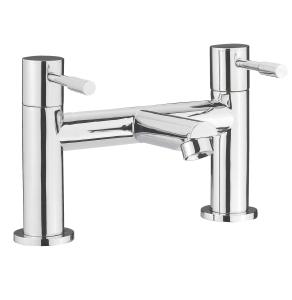 Nuie Series Two Chrome Contemporary Bath Filler - FJ313 FJ313
