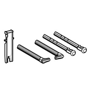 Geberit Push/Distance Rod Set for Sigma Dual Flush Plate - 241.874.00.1 241.874.00.1