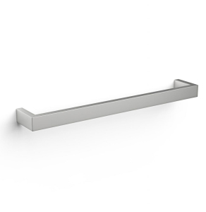 Bestheat Elcot Electric Designer Square Towel Rail Closed Ended 40mm High x 450mm Wide In Chrome - 128064 128064