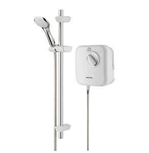 Bristan Hydropower 1000 Xt Thermostatic Power Shower White HY POWSHX10 W