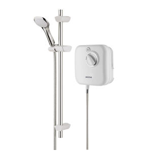 Bristan Hydropower Thermostatic Power Shower White HY POWSHX W