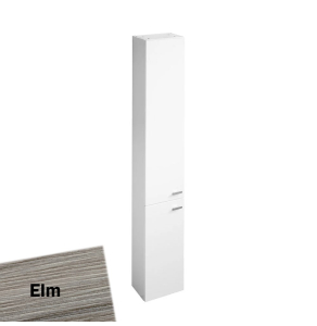 Ideal Standard Concept Space Tall Unit With Two Doors 300mm - Elm - E0379KS IS10419
