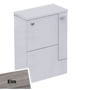 Ideal Standard Concept Space WC Unit with Adjustable Cistern RH 600mm Wide - Elm IS10424