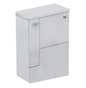 Ideal Standard Concept Space WC Unit with Adjustable Cistern LH 600mm Wide - Gloss White IS10423