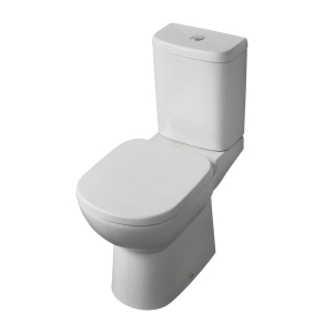 Ideal Standard Tempo Close Coupled Toilet 4/2.6 Litre Dual Flush Cistern - Soft Close Seat IS10036