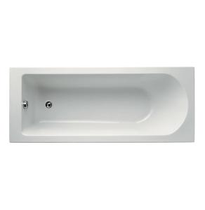 Ideal Standard Tesi Single Ended Watersaving Rectangular Bath 1700mm x 700mm - Acrylic - T000901 IS10306