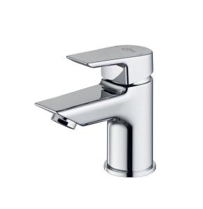 Ideal Standard Tesi Deck Mounted Mini Basin Mixer Tap Chrome - A6588AA IS10593