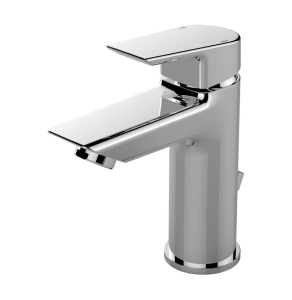 Ideal Standard Tesi Basin Mixer Tap with Pop-Up Waste Chrome - A6592AA IS10595