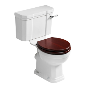 Ideal Standard Waverley Close Coupled WC Pan 680mm And Cistern IS10017