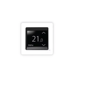 Impey TOUCH Thermostat Timer In White - DMTWHITE IM1023