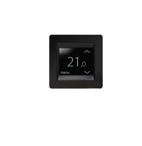 Impey TOUCH Thermostat Timer In Black - DMTBLACK IM1024