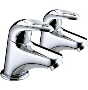 Bristan Java Bath Taps Chrome J 3/4 C