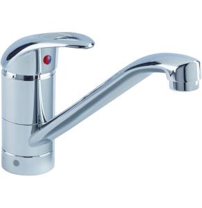 Bristan Java Single Flow Easyfit Mono Sink Mixer Chrome J SFSNK EF C