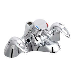 Bristan Java Bath Filler with Shower Chrome J THBSMVO C