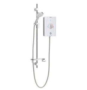 Bristan Joy Care Kit 9.5kW Electric Shower White - JOYTHCK95 W JOYTHCK95 W