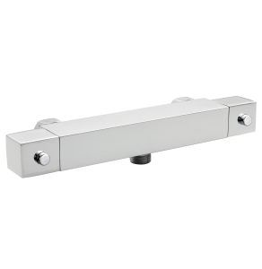 Nuie Bar Showers Chrome Contemporary Thermostatic Valve - JTY316 JTY316