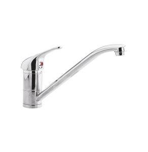 Nuie Kitchen Taps Chrome Contemporary Eon Mono Sink Mixer - KA306 KA306