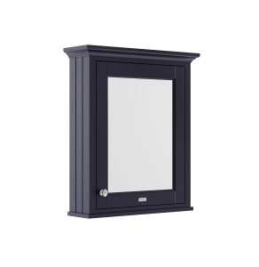 Hudson Reed Old London Twilight Blue 600mm Mirror Cabinet - LON314 LON314