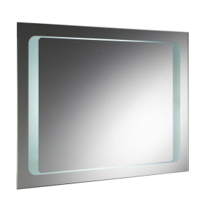 Nuie Mirrors Mirror Contemporary Insight Backlit - LQ019 LQ019