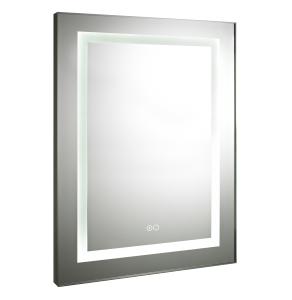 Nuie Mirrors N/A Contemporary Level Touch Sensor LED Mirror - LQ035 LQ035