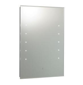 Nuie Mirrors Chrome Contemporary Alcina LED Mirror - LQ347 LQ347