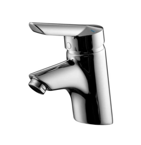Armitage Shanks Piccolo 21 Basin Mixer Tap without Pop-up Waste Chrome - B8260AA AS10162