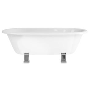 Burlington Windsor Traditional Freestanding Bath 1700mm x 750mm Excluding Feet - E3 BU10480