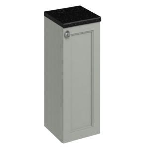 Burlington 30 Fitted 1-Door Base Cabinet Unit, 300mm Wide, Olive BU10431