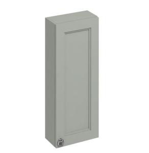 Burlington 30 Fitted 1-Door Wall Cabinet Unit, 300mm Wide, Olive BU10470
