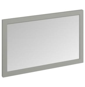 Burlington 120 Fitted Framed Bathroom Mirror, 750mm High x 1200mm Wide, Olive BU10451